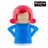 Nettoyeur de micro-onde Fuming Mum
