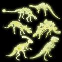 Maquettes de dinosaures phosphorescents (lot de 2)