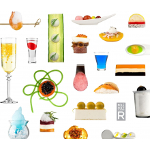 Ensemble de Cuisine Moléculaire
