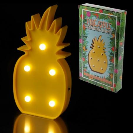 Lampe LED ananas