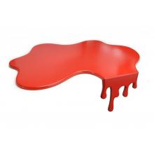 Planche à découper tâche rouge Splash