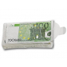 Paquet de 10 mouchoirs billets en euro