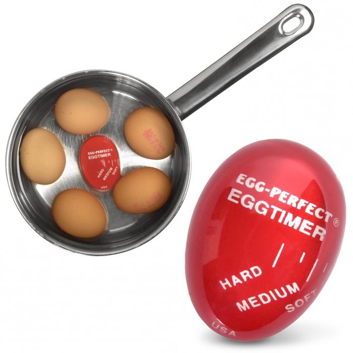 Minuteur œuf magique