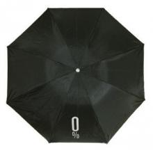 Parapluie blanc Design Bouteille