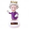 Queen Mum solaire qui danse