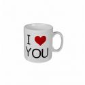 Mug XL I LOVE YOU