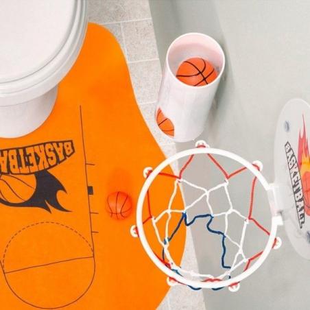 Jeu de Basket Ball pour toilettes
