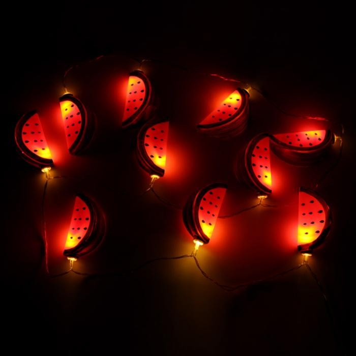 Guirlande lumineuse Pastèques