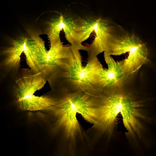 Guirlande 10 LED Palmiers