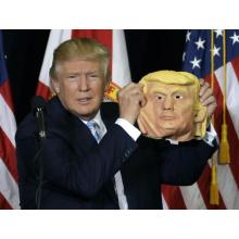 Masque de déguisement Donald Trump