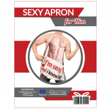 Tablier Sexy pour homme