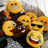 Coussin XL Emoticon Smiley clin d'oeil rigolo