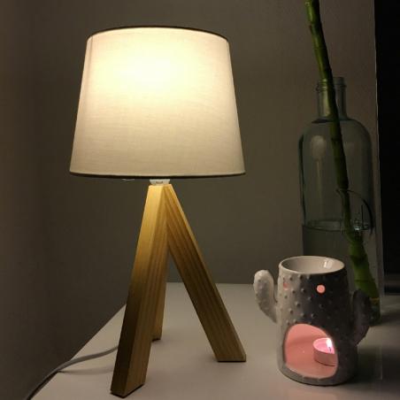 Lampe de table scandinave