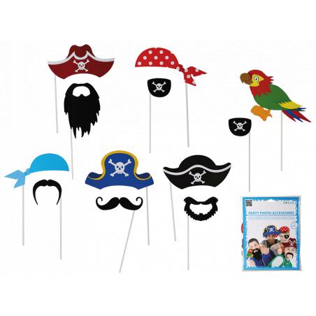 Kit Photobooth Pirate