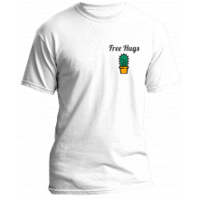T-shirt Free Hugs Homme