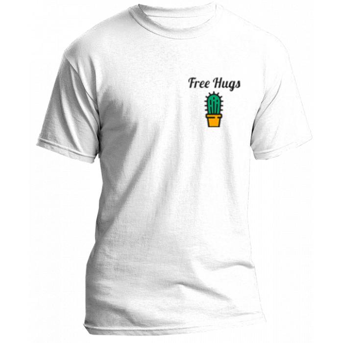T-shirt Free Hugs Homme