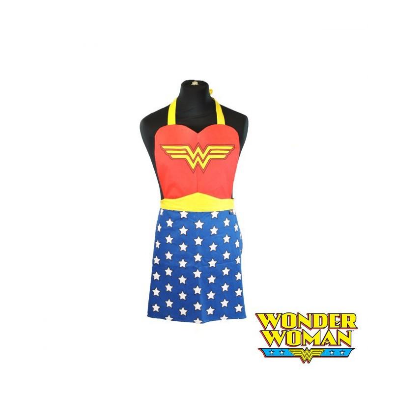 Tablier De Cuisine Wonder Woman Cadeau Original Femme Cadeaux