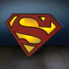 Lampe Superman logo