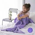 Plaid Sirène enfant