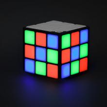 Enceinte Led Rubiks Cube