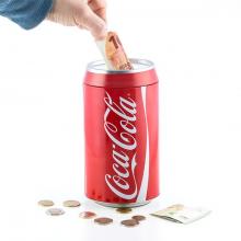 Tirelire Coca Cola