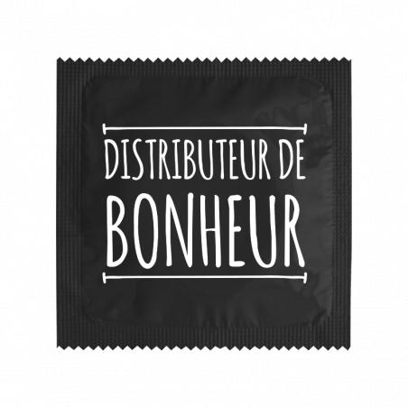 Préservatif Distributeur de Bonheur