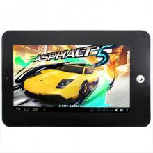 """Tablette tactile 7"""" Android 4.0 processeur 1.2Ghz, 512 MO de ram, 4 GO de stockage, WIFI etc"""