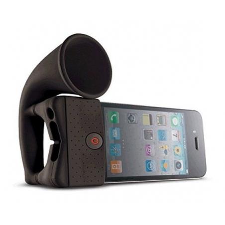 Enceinte corne amplificateur de son pour iPhone