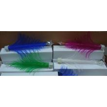 Sapin de noël lumineux en fibre optique