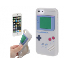 Coque Game Boy en silicone pour iphone 5