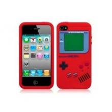 Coque Game Boy en silicone pour iphone 5