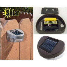 Luminaire solaire pour clotûre