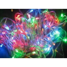 Guirlande lumineuse multicolore 10 mètres 100 leds