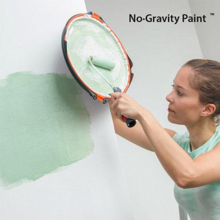 Plateau de Peinture Anti-gouttes No&middotGravity Paint