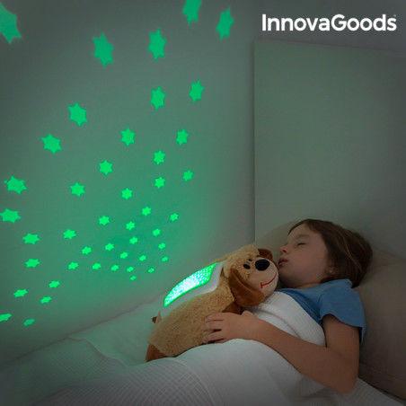 Peluche Projecteur InnovaGoods