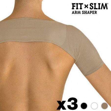 Vêtement Minceur pour les Bras Fit X Slim (pack de 3)