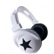 Casque audio pliable design étoile