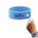 Bracelet anti moustique bleu