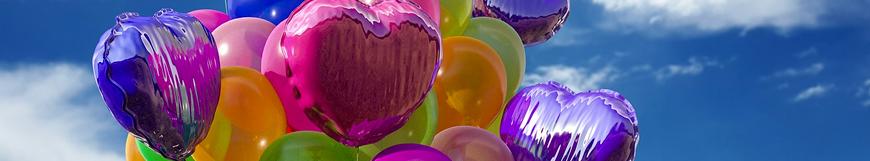 ballons originaux et insolites
